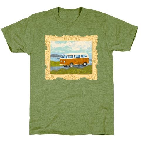 Van Life Van Gogh T-Shirt