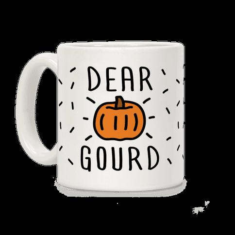 Dear Gourd Coffee Mug