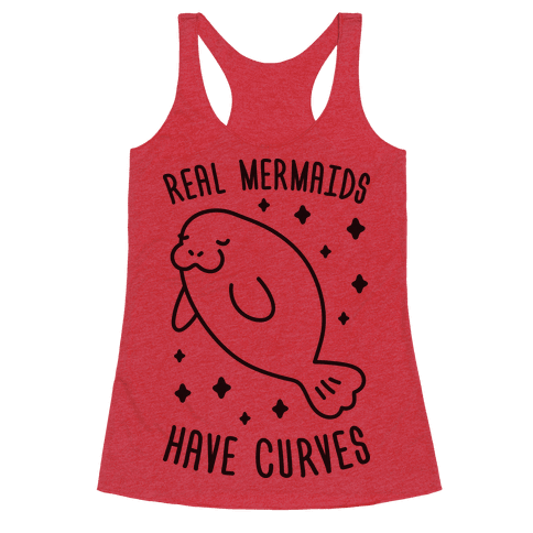 Real Mermaids Have Curves