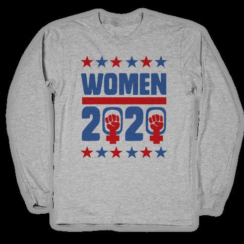 Women 2020 Long Sleeve T-Shirt