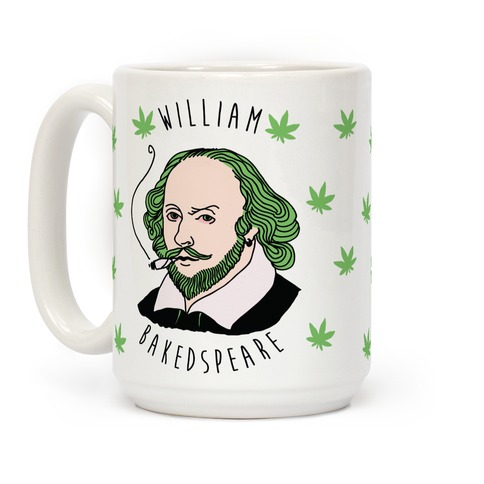 William Bakedspeare Coffee Mug