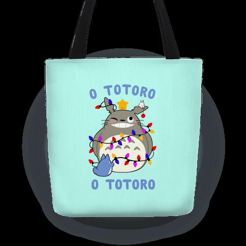 O Totoro, O Totoro Tote