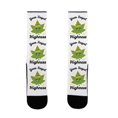 Your Royal Highness Sock
