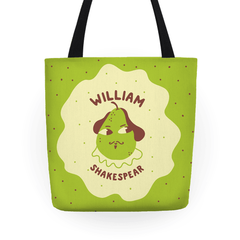William ShakesPear Tote