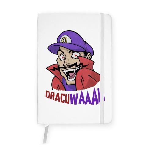 DracuWAAAH Notebook