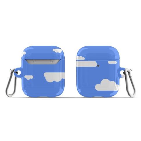 Fluffy Clouds AirPod Case