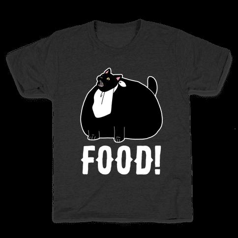Food - Salem Kids T-Shirt