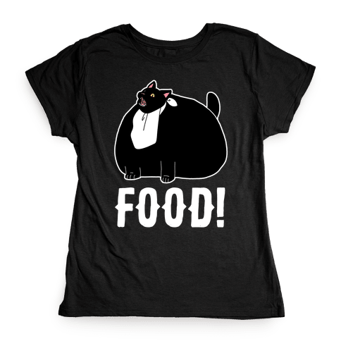 Food - Salem Womens T-Shirt