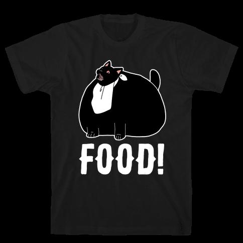 Food - Salem Mens T-Shirt