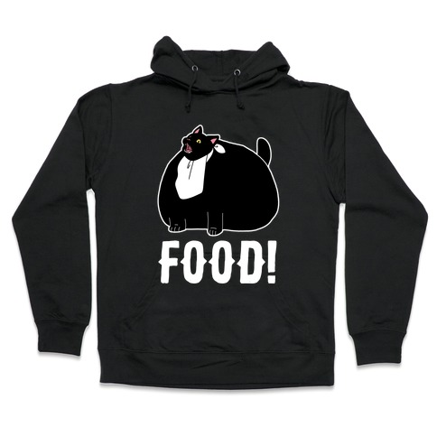 Food - Salem Hooded Sweatshirt
