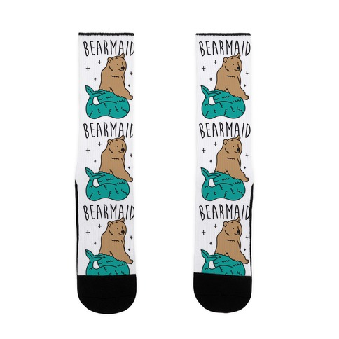 Bearmaid Sock