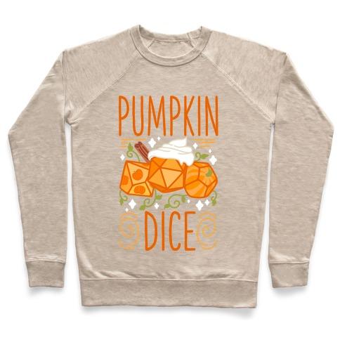 Pumpkin Dice Pullover
