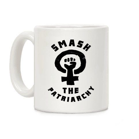 Smash The Patriarchy Coffee Mug
