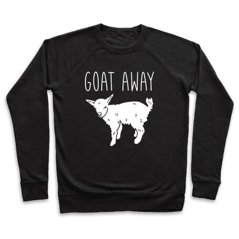 Goat Away Pullover