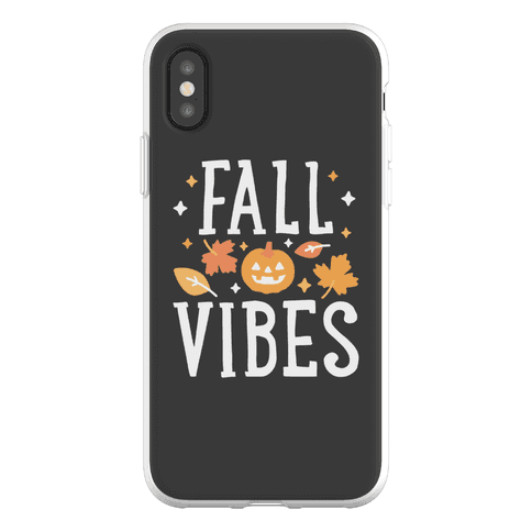 Fall Vibes Phone Flexi-Case