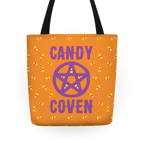 Candy Coven Halloween Tote bag Tote
