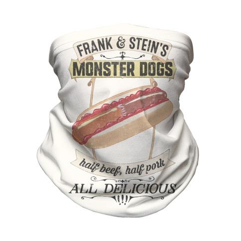Frank & Stein's Monster Dogs Neck Gaiter