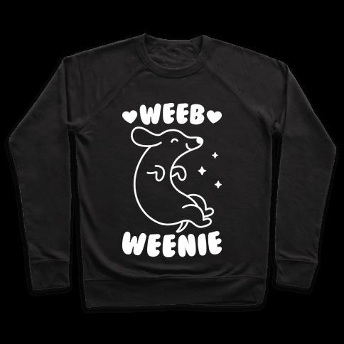 Weeb Weenie Dachshund Pullover
