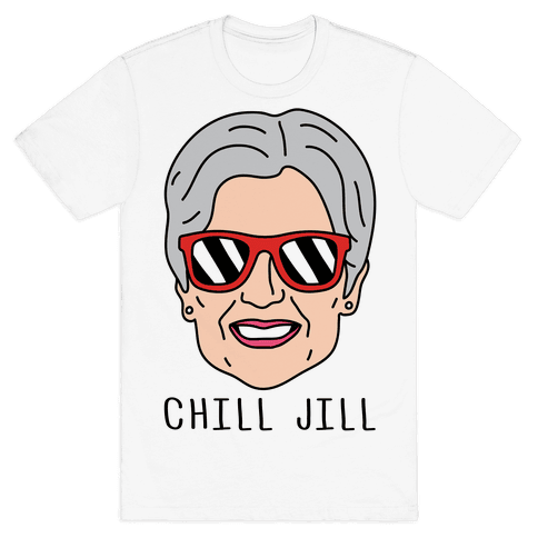 Chill Jill Mens T-Shirt