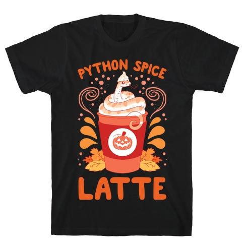 Python Spice Latte T-Shirt
