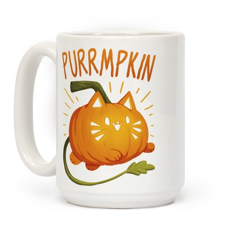 Purrmpkin Coffee Mug