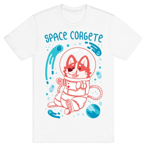 Space Corgete T-Shirt