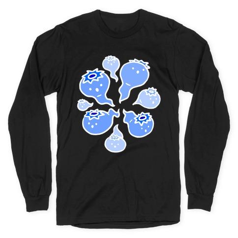 Boo Berries Long Sleeve T-Shirt
