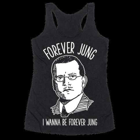 Forever Jung Racerback Tank Top