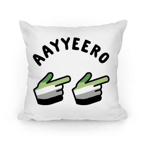 Aayyeero Pillow