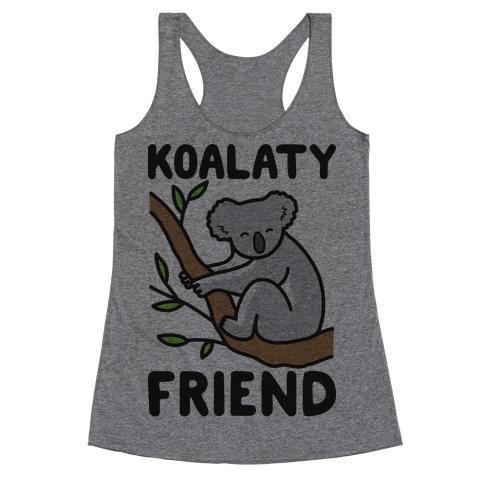 Koalaty Friend Racerback Tank Top