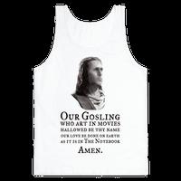 The Gosling Prayer