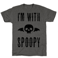 I'm With Spoopy