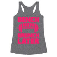 Bench Now, Brunch Later