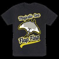 Majestic Sea Flap Flap