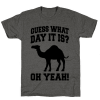 Guess What Day it is? (Hump Day Oh Yeah)