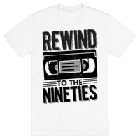 Rewind to the Nineties.