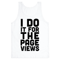 I Do it for the Page Views