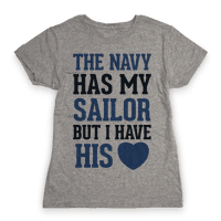 The Navy Has My Sailor, But I Have His Heart