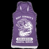 Burt Gummer's Graboid Removal Service
