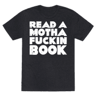 Read a Mother Fucking Book