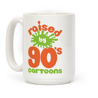 Raised By 90's Cartoons