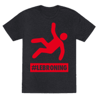 Lebroning (Red)