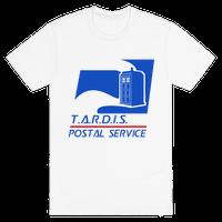 TARDIS Postal Service