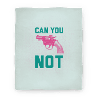 Can You Not? (Pink Gun)