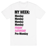 My Typical Week