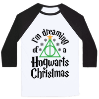 I'm Dreaming Of A Hogwarts Christmas