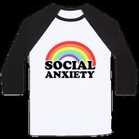 Social Anxiety Rainbow