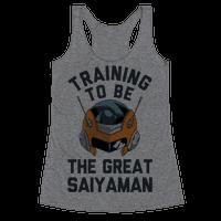 Training To Be The Great Saiyaman