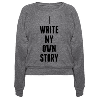 I Write My Own Story