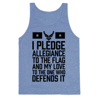 I Pledge Allegiance To The Flag (Air Force)